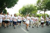 Gần 2.300 người tham gia giảy chạy cộng đồng gây quỹ học bổng cho trẻ em nghèo hiếu học tại Hà Nội