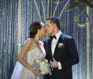 Siêu mẫu Phương Mai bất ngờ lộ vòng 2 lùm lùm như có bầu 4, 5 tháng trong đám cưới