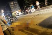 Xe container bỏ chạy sau khi cán chết bé gái 6 tuổi ở Sài Gòn