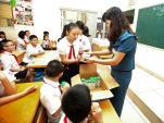 Chương trình Sữa học đường và nỗ lực cải thiện