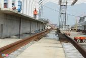 Chặn tuyến Cầu Giấy - Xuân Thủy trong 2 tháng để thi công metro