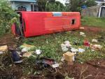 Tránh vụ tai nạn, xe khách tông chết cụ ông
