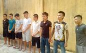 Bắt nhóm côn đồ đòi bảo kê tài xế taxi, thương lái ở Sầm Sơn