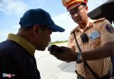 Cần Thơ phát hiện tài xế xe khách dương tính với ma túy