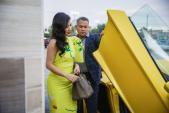 Nguyễn Hồng Nhung đeo nhẫn hơn 30.000 USD đi sự kiện
