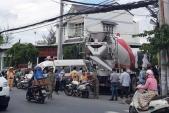 Một phụ nữ thiệt mạng sau va chạm với xe bồn ở Sài Gòn