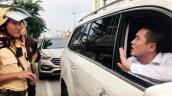 Tài xế Mercedes GLS 5 tỷ nhận lại xe sau khi nộp phạt 700.000 đồng