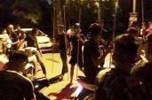 Bắt 2 anh em nghi cầm đầu vụ bịt mặt hỗn chiến ở Thanh Hóa