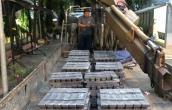 Bắt nghi phạm trộm container chứa hàng hóa tiền tỷ ở Cát Lái