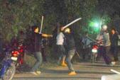 Hàng chục người cầm dao kiếm hỗn chiến do mâu thuẫn làm ăn