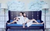 Người đẹp showbiz Trung Quốc sớm lấy lại dáng thon thả sau sinh