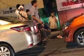 Hỗn chiến sau va quệt giao thông, tài xế Vios bị thương nặng
