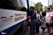 Ôtô chở bé trai trường Gateway tử vong hoạt động không phép
