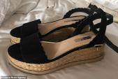 Bị thương khi đi giày có quai hậu, nữ người mẫu xinh đẹp suýt phải cắt chân