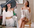 Amee nhiều lần mặc đồ giống hệt Jennie