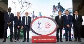 AIA và Câu lạc bộ Tottenham Hotspur hợp tác thúc đẩy lối sống khỏe mạnh