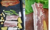 Nhà hàng thịt nướng bị phạt gần 60 triệu đồng, tiêu huỷ hơn 2 tạ thịt heo không rõ nguồn gốc