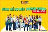 Công ty cổ phần Quốc tế Kent: Vượt rào trong đào tạo tiếp viên hàng không
