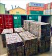 Doanh nghiệp xuất khẩu nhôm phế liệu khai báo là gốm nung để trốn thuế