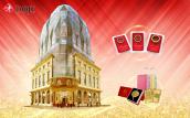 Mừng khánh thành DOJI Tower, tặng ngay hàng chục lượng vàng 999.9