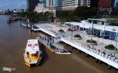 Buýt đường sông Sài Gòn sắp có thêm bến rộng hơn 3 ha