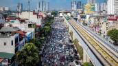 Vì sao đường sắt Cát Linh - Hà Đông chạy thử hơn 1 năm vẫn chưa xong?