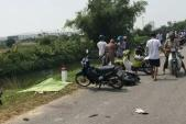 Xe tải chở cơm tông chết 2 học sinh