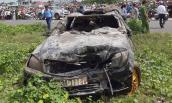 3 người tử vong trên Mercedes: Người vợ đang mang bầu tháng thứ 7