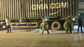 Va chạm xe container trong đêm, nam thanh niên tử vong