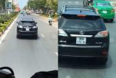 Tài xế Lexus không nhường đường xe cứu hỏa: Tôi nhục cực kỳ