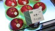 Cận cảnh táo Nhật 400.000 đồng/quả khiến bà nội trợ Việt phát mê