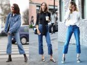 4 xu hướng quần denim đang được ưa chuộng nhất