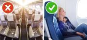 Mẹo nhỏ giúp bạn có giấc ngủ ngon trên máy bay