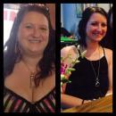 """Người phụ nữ được """"tái sinh"""" nhờ giảm 60kg sau 12 tháng"""