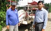 Ông nông dân kiếm được 1,2 tỷ đồng mỗi năm nhờ... cấy lúa thuê