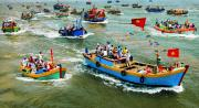 """Những lễ hội truyền thống tái hiện trong bộ ảnh """"Dấu ấn Việt Nam"""""""