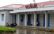Quảng Ninh: Thêm một nhà ga hiện đại gần như... bỏ hoang