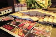 Quán Ăn Ngon phát hành bưu thiếp Thu vọng nguyệt quảng bá du lịch
