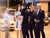 Dù diện váy hiệu đón So Ji Sub, Diệp Lâm Anh vẫn bị nhận xét là... hơi sai
