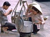 Gánh hàng rong gây thương nhớ một thuở Sài Gòn