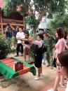 Thú vị du lịch bắn nỏ tại bản Áng, Mộc Châu