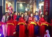 Hà Nội: Thêm một cửa hàng áo dài đạt chuẩn phục vụ khách du lịch