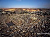 Bí ẩn thị trấn ốc đảo nằm sâu trong sa mạc Sahara