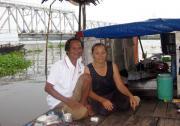 Trấn Thành thán phục người đàn ông vớt xác trên sông Sài Gòn