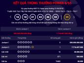 Kết quả Vietlott ngày 21/4: Jackpot 2 Power 6/55 nổ 3 lần liên tiếp