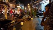 Nơi băng trộm SH đâm chết 2 hiệp sĩ cách trụ sở công an phường 20 mét