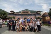 IAAPA ấn tượng với các khu vui chơi giải trí Sun World