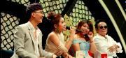 Khương Ngọc và tình cũ Khả Như tái hợp trên ghế nóng Nhạc hội song ca