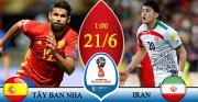 """Nhận định trận đấu Tây Ban Nha vs Iran: """"Những chú bò tót"""" sẽ dành chiến thắng vì lý do này?"""