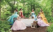 """Hóa """"nàng thơ"""" với bộ sưu tập váy cưới của những nàng công chúa Disney"""